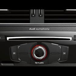Kit interface cámara aparcamiento Audi A4 B8 (8K) (05/2009-08/2015) Concert/Symphony AMI