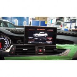 Kit, interface camera parking Audi A4 B9 (2017-present), MIB/MIB2