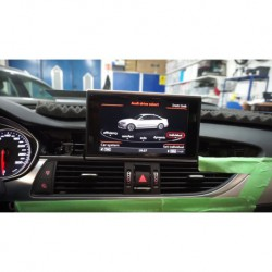 Kit interface kamera-einparkhilfe Audi A4 B9 (2017-heute) MIB/MIB2