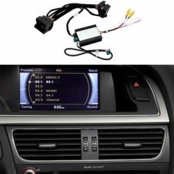 Kit interface câmera de estacionamento Audi A5 (8T) (11/2008-06/2016) Concert/Symphony AMI