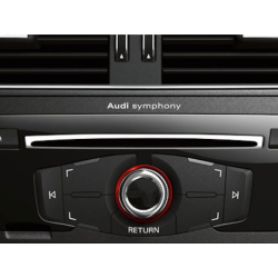 Kit interface kamera-einparkhilfe Audi A5 (8T) (11/2008-06/2016) - Concert/Symphony, AMI