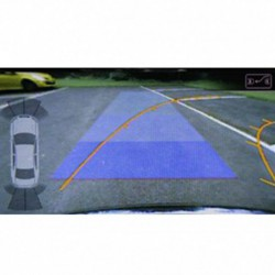Kit d'interface de la caméra de stationnement Audi A5 F5 (2017), MIB/MIB2