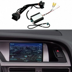 Kit d'interface de la caméra de stationnement Audi A6 C6 (4F) (08/2008-03/2011) MMI 3G