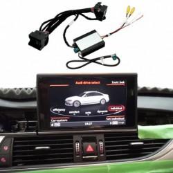 Kit d'interface de la caméra de stationnement Audi A6 C7 (4G) Restyling (2015-2018) MIB/MIB2