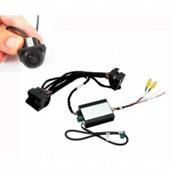 Kit interfaccia telecamera di parcheggio Audi A7 (4G) (PROFONDITÀ 07/2010-05/2014) MMI 3G