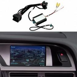 Kit d'interface de la caméra de stationnement Audi A8 D3 (4E) (09/2008-03/2010) MMI 3G
