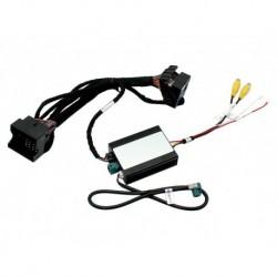 Kit interfaccia telecamera di parcheggio Audi A8 D3 (4E) (09/2008-03/2010) MMI 3G