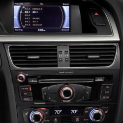 Kit d'interface de la caméra de stationnement Audi Q5 (8R) (11/2008-03/2017) Concert/Symphonie AMI