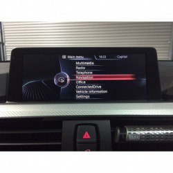 Kit interface câmera de estacionamento BMW Série 3 F30/F31/F34/F35 (2012-2017) NBT