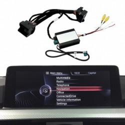 Kit d'interface de la caméra de stationnement BMW de Série 6 F12/F13/F14/F06 (2012-2017) NBT