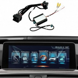 Kit, interface camera parking BMW X4 G01 (2017-present) EVO