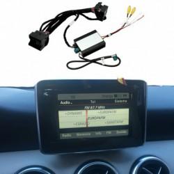 Kit interface cámara aparcamiento Mercedes-Benz Clase E(W212/S212/C207) (06/2011-1/2015) NTG 4.5/4.7