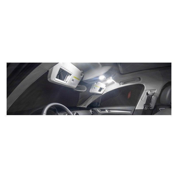 Pack LED light bulbs BMW 7-Series F01 and F02