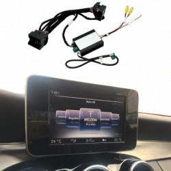 Kit d'interface de la caméra de stationnement Mercedes-Benz CLS (C218/X218) (08/2014-08/2017) NTG 5/5.1