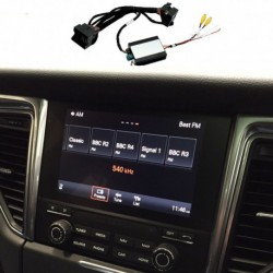 Kit interface câmera de estacionamento Porsche Macan (95B) (2016-atualidade) MIB/MIB2