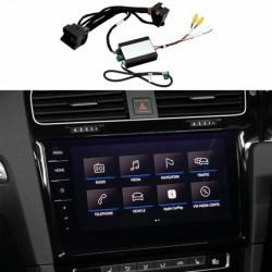 Kit, interface camera parking Seat Leon 3 (5F) (2013-present), MIB/MIB2