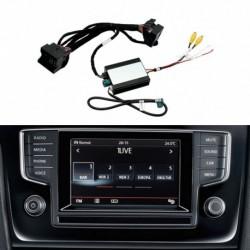 Kit d'interface de la caméra de stationnement Volkswagen Golf 7 (2012-2019) MIB/MIB2