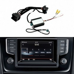 Kit interfaccia telecamera di parcheggio Volkswagen Golf 7 (2012-2019) MIB/MIB2