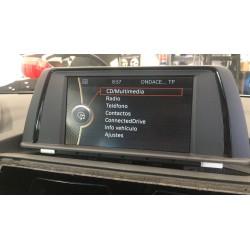 Kit interface cámara aparcamiento BMW Serie 1 F20/F21 (2011-2017) NBT