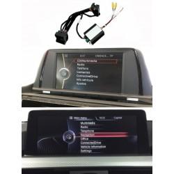 Kit d'interface de la caméra de stationnement BMW Série 1 F20/F21 (2011-2017) NBT