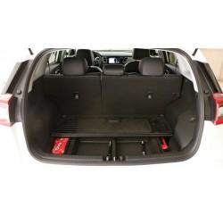 Protective Trunk Kia Niro Hybrido with glove box