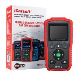 Máquina diagnosis Ford ICARSOFT V1.0 versión 2020/2021