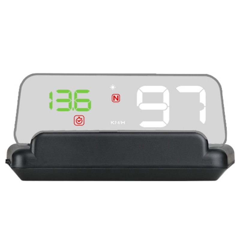 Projector display for HUD or mobile phone