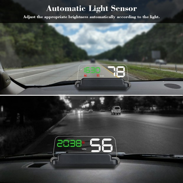 Projektor display HUD oder handy