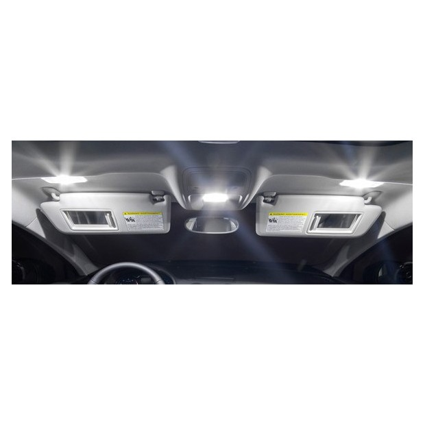 Pack bombillas LED Opel Astra H (2004-2010)