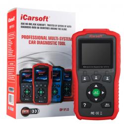 Máquina de diagnóstico para Opel ICARSOFT i902