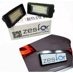 Plafones LED matricula Seat Ibiza St