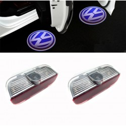 LED door logo Volkswagen Logo Laser LED Vw Type 1
