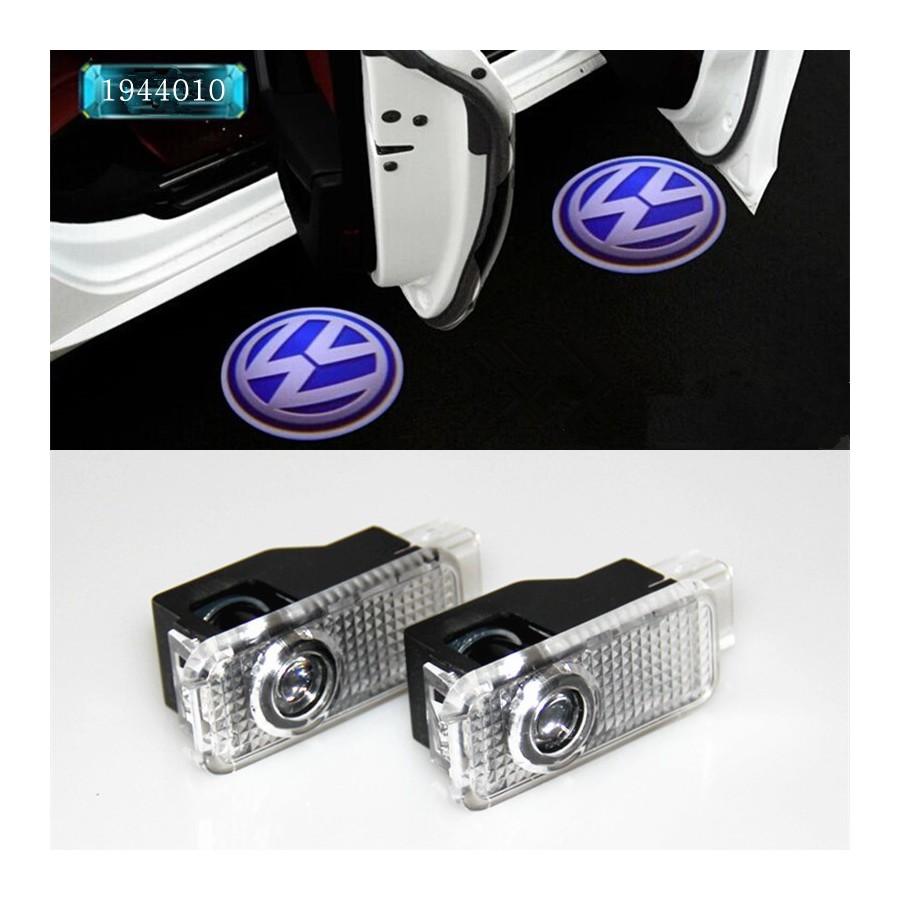 Portes LED avec Volkswagen - logo Logo Laser LED Vw