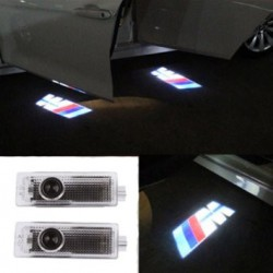 LED porte le logo BMW