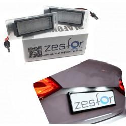 Plafones matrícula LED Opel insignia ranchera