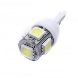 Ampoule Led w5w / t10 économique de TYPE 3