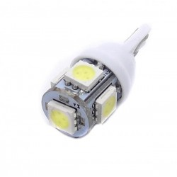 Led bulb w5w / t10 economic - TYPE 3