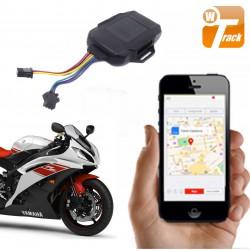 Localizador GPS para moto e quad - tipo 5 (elevada precisão e impermeável)