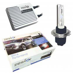 Kit xenon H7 6000k, 8000k ou 4300k de Type 2 SLIM 35W