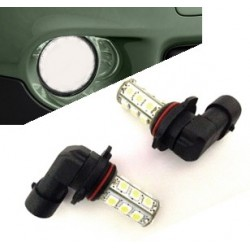 Lâmpadas de LED HB4 / 9006 (look xenon)