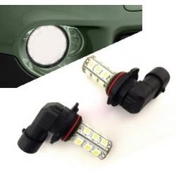 Les ampoules à LED HB4 / 9006 (look xénon)