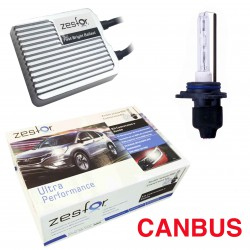 Kit xenon HB4 / 9006 6000k or 4300k - Type 5 CANBUS