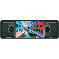 MP4 player with screen, 4.1-inch