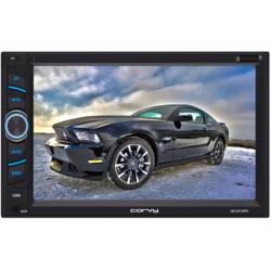 "Doppel-din mit touchscreen 6,2"". Betriebssystem WinCE"