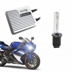 Kit xenon moto / quad H1 6000k ou 4300k PROFISSIONAL