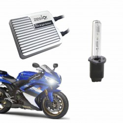 Kit xenon moto / quad H3 6000k or 4300k PROFESSIONAL