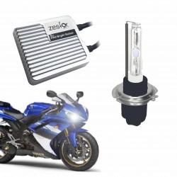 Kit xenon moto / quad H7 6000 k, 8000 k or 4300 k professional