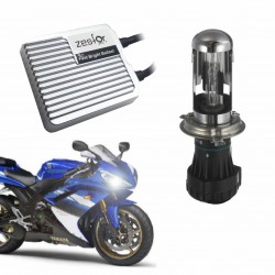 Kit BI-xenon motorcycle / quad H4 PROFESSIONAL