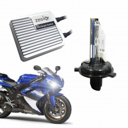 Kit xenon moto / quad bike H4 6000k or 4300k PROFESSIONAL