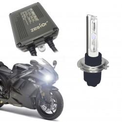 Kit xenon Moto H7 4300k 6000K de Type NUMÉRIQUE 4 55W CANBUS